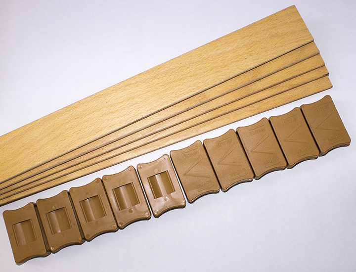 Tensioner Slat Kits From Furnacc Easily Strengthen The Existing Flexible Slats On Your Bed Each Kit Consists Of 5 Thin 6mm And 10