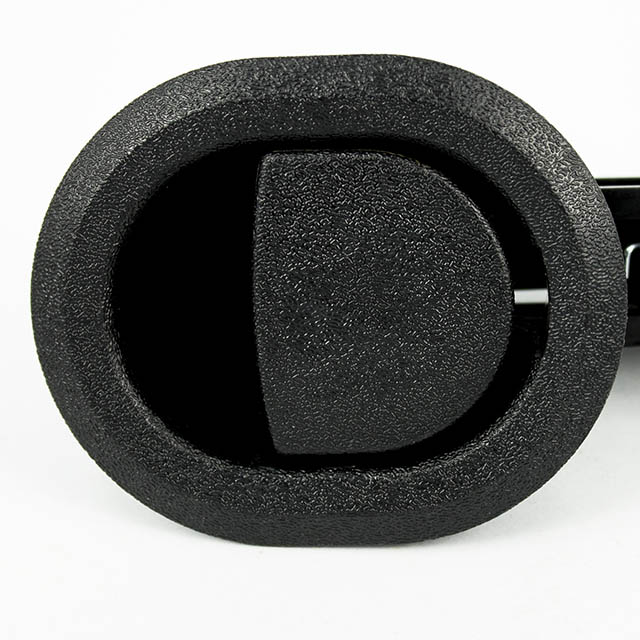 Pull Release Recliner Handle Round Black