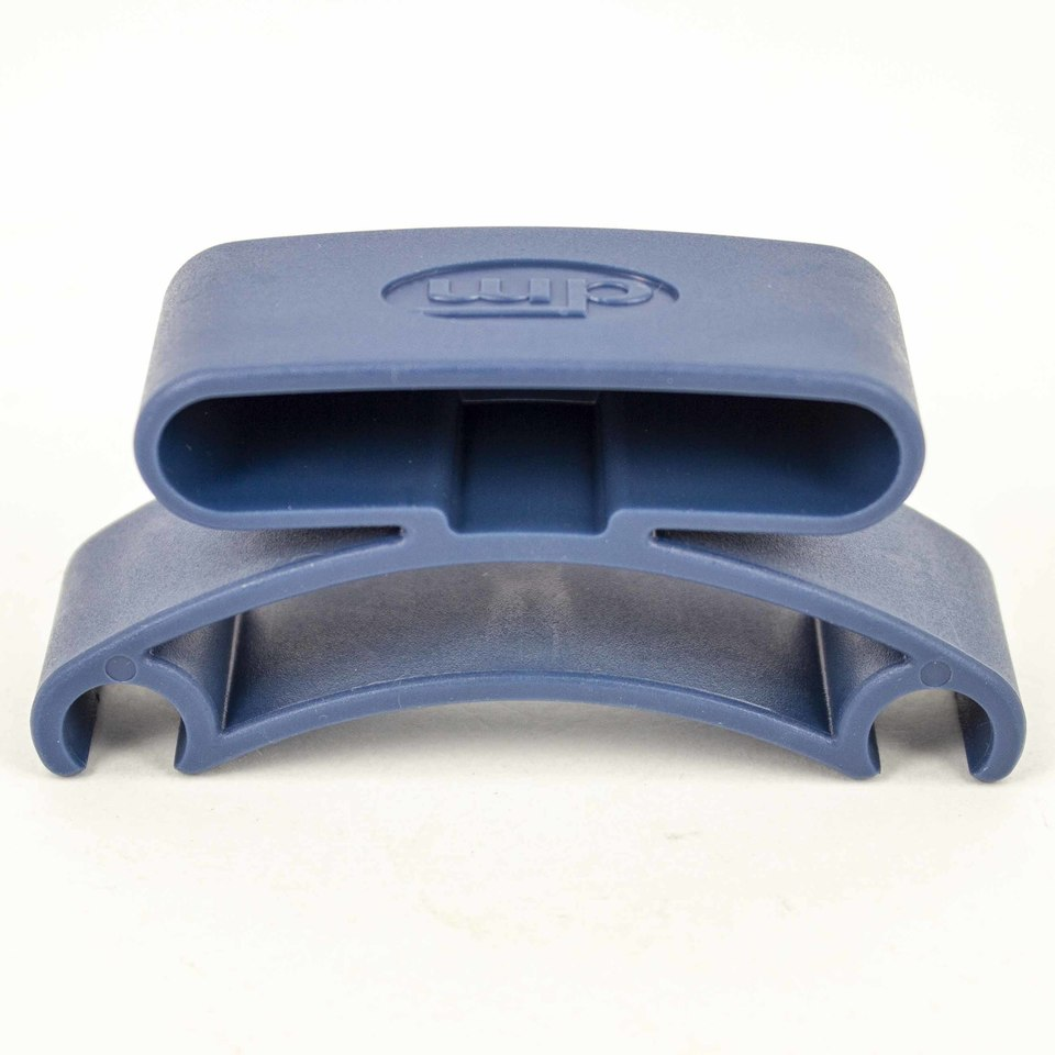 Design Mobel Brand Slat Holder Blue